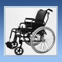 Folding Wheelchairs