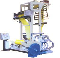 Heavy Duty Single Die Blown Film Extruders