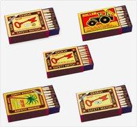 Conventional Wooden Matches