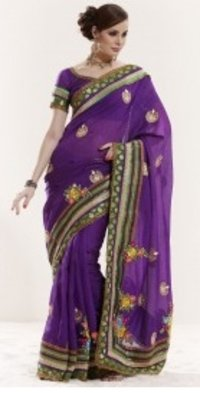 Attractive Party Wear Saree