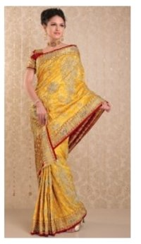 Shashipriya Embroidery Saree