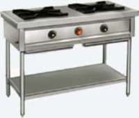 Two Burners Gas Range