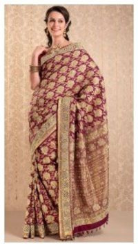Suvasini Embroidery Saree