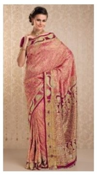 Shilpika Embroidery Saree