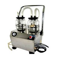 Suction Machine (Compressor Operated)