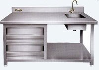 Stainless Steel Sinks With Table
