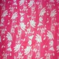Cotton Garment Printed Fabric