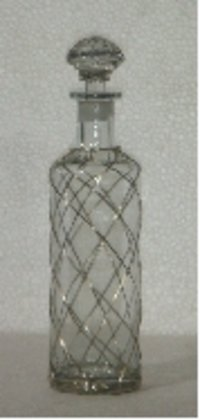 Round Perfume Bottle (1000ml)