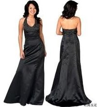 Ladies Fancy Evening Gown