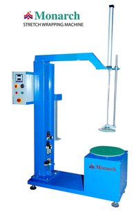 Electronic Stretch Wrapping Machine