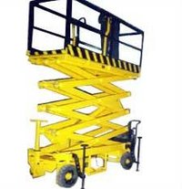 Hydraulic Scissors Lift Platform