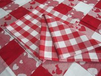 Check Table Linen