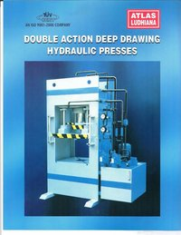 DEEP DRAW HYDRAULIC PRESSES