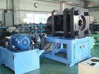 Hydraulic Type Swaging Machine