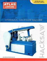 Industrial Hydraulic Hacksaw Machine