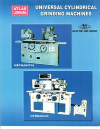 Cylindrical Grinding Machinery