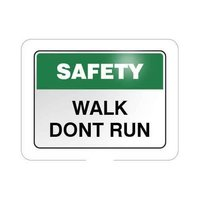 Commercial Safety Signages