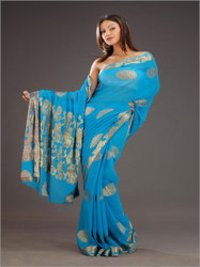Ladies Fancy Printed Sarees