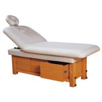 Comfort Wooden Spa Bed