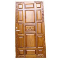 Teak Wood Door