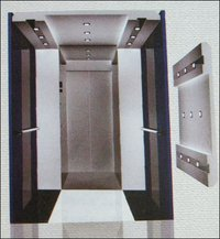 Beautiful Elevator Cabins