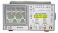Component Tester Oscilloscope