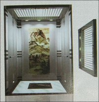 Decorative Elevator Cabins