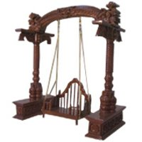 Teak Wood Swing