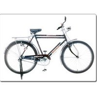 Double Bar Extra Heavy Duty Bicycles