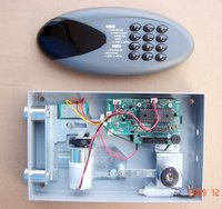 Digital Lock For Safes