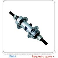 Bicycle Hub Axles