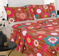 Beauty Bed Sheet