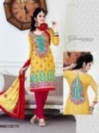 Pure Viscose Crep Silk Suits