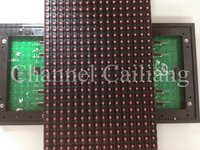Outdoor P10 Red Color LED Display Module