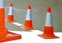 Road Safety Cones (Heavy Base)