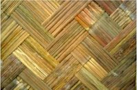 Bamboo Wall Material \/