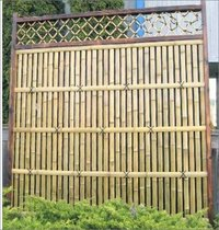 Designer Bamboo Door