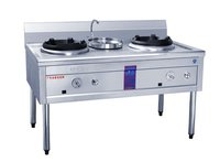 Hotel Kitchen Gas Burner