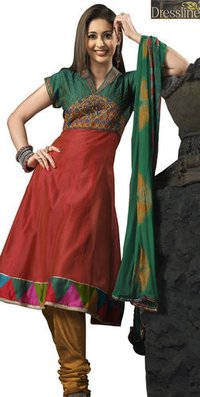 Ladies Fancy Anarkali Suits