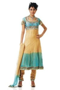 Ladies Fancy Churidar Suits
