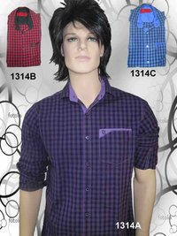 Designer Men Cotton Shirt