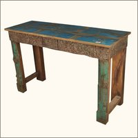 Recycle Console Table
