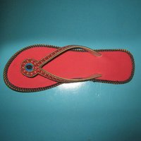 Ladies Flat Slippers