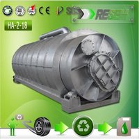 Tyre Pyrolysis Plant Of 8 Tones