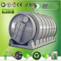 Tire Pyrolysis Plant Of 5 Tones