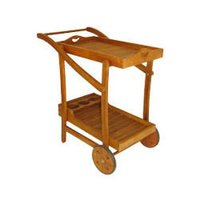 Wooden Trolleys