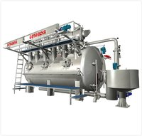HT. HP Soft Flow Dyeing Machine