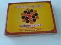 Carrom Board Coins