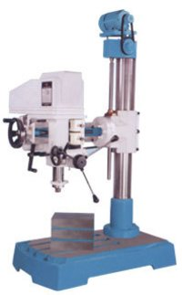 Pillar And Radial Drilling Machinery