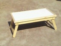 Wooden Study Table Small